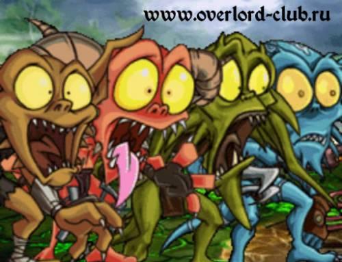 Новостей: 1. Новости по Overlord Minions.