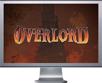OVERLORD Screensaver